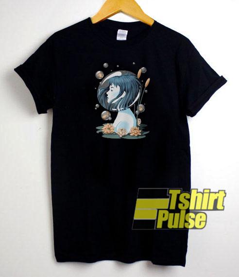 Breathing Underwater t-shirt for men and women tshirt