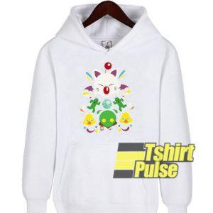 Fantasy Cuteness hooded sweatshirt clothing unisex hoodie