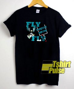 Fly Double Doink Fly t-shirt for men and women tshirt
