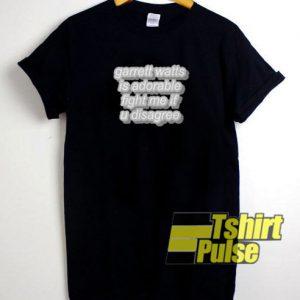Garrett Watts t-shirt for men and women tshirt
