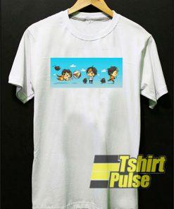 Haikyuu Noya t-shirt for men and women tshirt