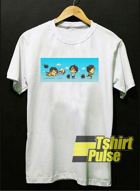 Haikyuu Noya t shirt for men and women tshirt