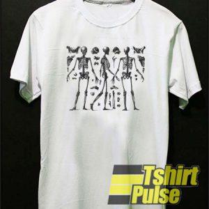 Human Anatomy t-shirt for men and women tshirt