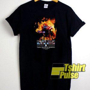 I am Iron Man Thank You t-shirt for men and women tshirt