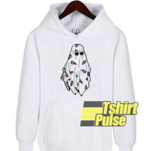 Indie Ghost hooded sweatshirt clothing unisex hoodie