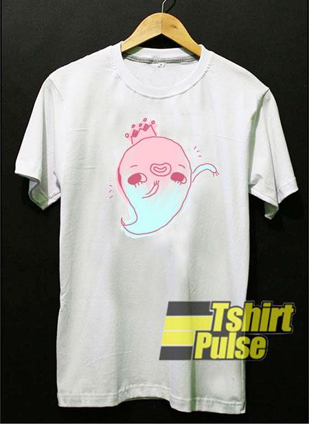 Lil Ghostie Kawaii Pastel t shirt for men and women tshirt