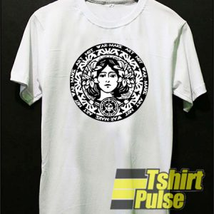 Make Art Not War Logo t-shirt for men and women tshirt
