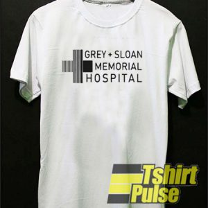 Memorial Hospital t-shirt for men and women tshirt