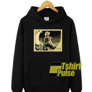 Nazimova in Salome hooded sweatshirt clothing unisex hoodie