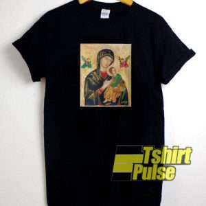 Our Mother of Perpetual t-shirt for men and women tshirt