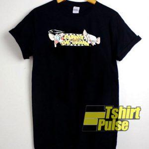 Pinky & The Brain t-shirt for men and women tshirt