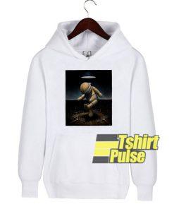 Rake Dancer hooded sweatshirt clothing unisex