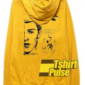Shawn Mendes Sketch hooded sweatshirt clothing unisex hoodie