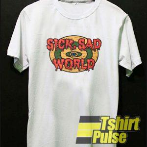 Sick Sad World t-shirt for men and women tshirt