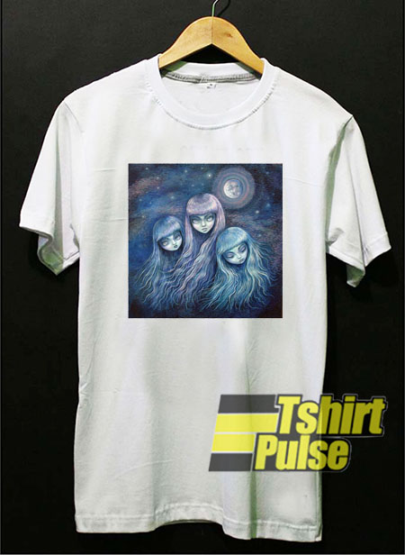 Sisters of the Moon t-shirt for men and women tshirt