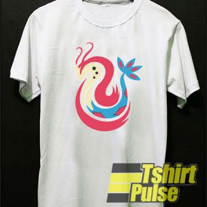 The Beauty Milotic t-shirt for men and women tshirt