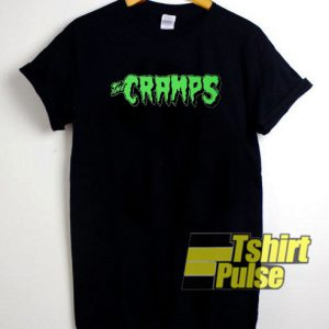 The Cramps t-shirt for men and women tshirt