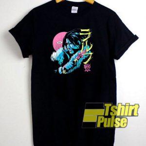 Trevor Belmont the Vampire Hunter t-shirt for men and women tshirt