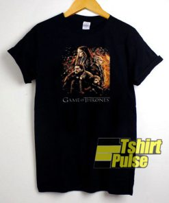 Vintage Game Of Thrones t-shirt for men and women tshirt