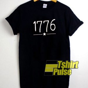 1776 Independence t-shirt for men and women tshirt