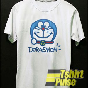 1970 Doraemon t-shirt for men and women tshirt