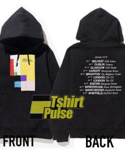 Abiior Tour 1975 hooded sweatshirt clothing unisex