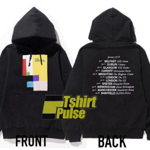 Abiior Tour 1975 hooded sweatshirt clothing unisex hoodie
