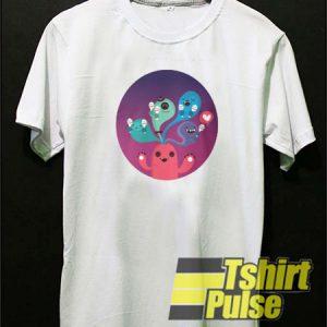 Boo Fiesta t-shirt for men and women tshirt