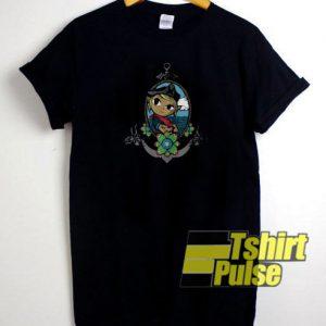 Captain Tetra t-shirt for men and women tshirt