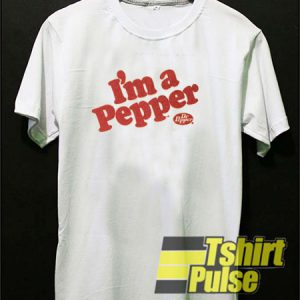 I'm A Pepper t-shirt for men and women tshirt