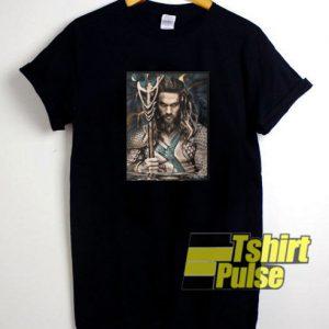 Jason Momoa Aquaman t-shirt for men and women tshirt