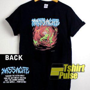 Massacre t-shirt for men and women tshirt
