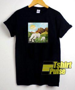 Mountain Goats t-shirt for men and women tshirt