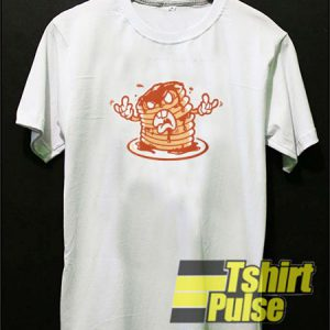 Mr Pancakez t-shirt for men and women tshirt