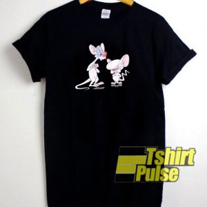 Pinky And The Brain t-shirt for men and women tshirt