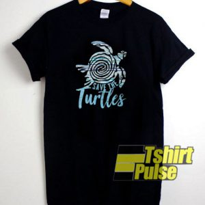 Save The Turtles t-shirt for men and women tshirt