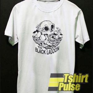 The Black Lagoon t-shirt for men and women tshirt