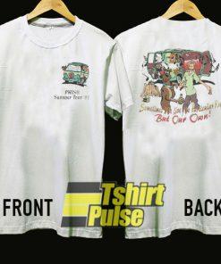 1997 Phish Scooby Doo t-shirt for men and women tshirt