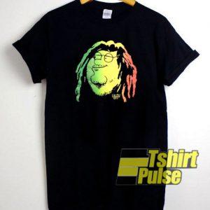 2005 Rasta Family Guy t-shirt for men and women tshirt