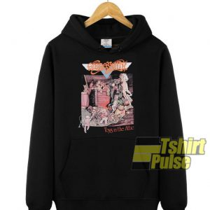 Aerosmith Toys in the Attic hooded sweatshirt clothing unisex hoodie