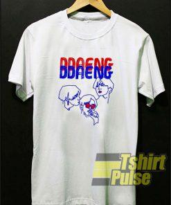 BTS Ddaeng Suga RM J-Hope t-shirt for men and women tshirt