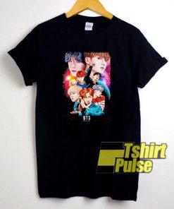 BTS Fan t-shirt for men and women tshirt