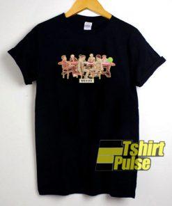 BTS Idol Vector Version 2 t-shirt for men and women tshirt