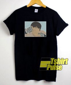 BTS Jin Spring Day t-shirt for men and women tshirt