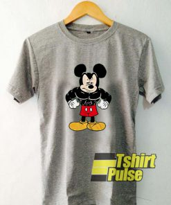 Buff Mickey Mouse t-shirt for men and women tshirt