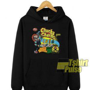 Chucky Charms Parody hooded sweatshirt clothing unisex hoodie