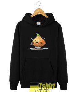 Crying Onion hooded sweatshirt clothing unisex