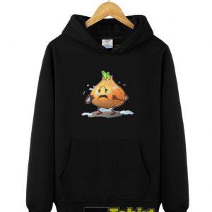 Crying Onion hooded sweatshirt clothing unisex hoodie