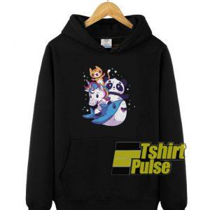 Cute Baby Animals hooded sweatshirt clothing unisex hoodie