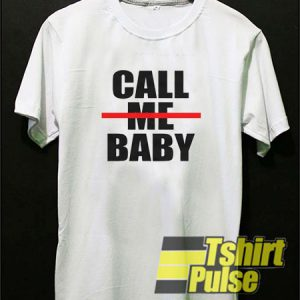 EXO Call Me Baby t-shirt for men and women tshirt